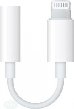 Apple Lightning auf 3.5mm-Klinke Adapter