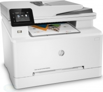 HP Color LaserJet Pro MFP M283fdw, Farblaser/4in1