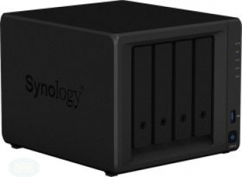 Synology DiskStation DS418, 2x Gb LAN