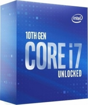 Intel i7-10700K/8x3.80GHz/S1200/boxed