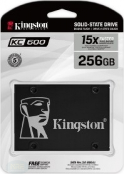 Kingston SSDNow KC600/256GB