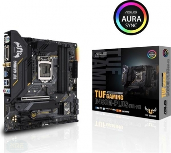 ASUS TUF Gaming B460M-Plus (WiFi)/S1200/mATX