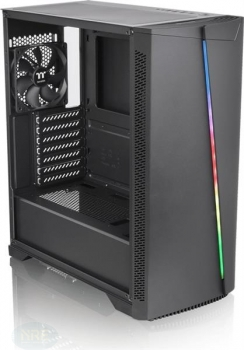 Thermaltake H350 TG RGB, Glasfenster