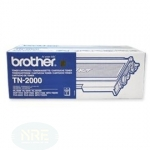 Brother Toner TN-2000 Schwarz