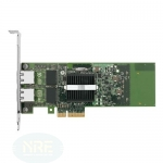 Intel Gigabit ET Server Adapter, 2x 1000Base, PCIe