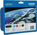 Brother LC985 Value Pack (300/260 Seiten)