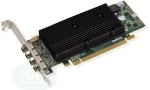 Matrox M9148 LP, 1GB DDR2, 4x Mini DisplayPort