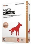 G Data Antivirus/5 User/1 Jahr/ESD