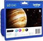 Brother LC1240 Tinten Value Pack