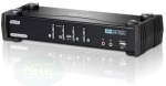 ATEN KVM Switch 4fach, USB/DVI