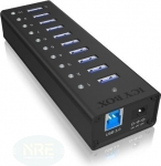 RaidSonic Icy Box IB-AC6110/10-port/USB 3.0