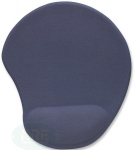 Manhattan Gel Mousepad, blau