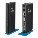 i-tec USB 3.0 Dual Docking Station
