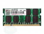 Transcend DDR2 1GB PC667 CL5