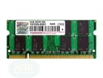 Transcend DDR2 2GB PC800 SODIMM