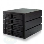 Icy Box BACKPL 4XSATA3.5INF 3X5.25INBA