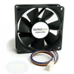 StarTech.com 80X25MM PWM COMPUTER CASE FAN