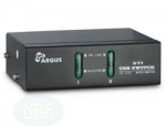 INTERTECH IPC KVM SWITCH AS-21DA DVI