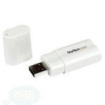 StarTech.com USB STEREO AUDIO ADAPTER