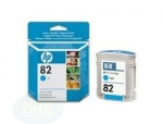 HP Ink Cartridge No.:82, cyan