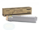 Xerox TONER CARTRIDGE Yellow 9K