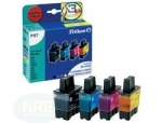 Pelikan Tinte 4 Farben Brother LC900