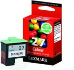 Lexmark INK CARTRIDGE COLOR NO27