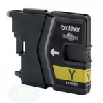 Brother LC-985BK INK CARTRIDGE YELLOW