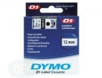 Dymo D1-TAPE 12MM X 7M