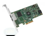 Intel Ethernet Server Adapter I350-T2 V2, PCIe