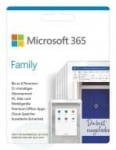 Microsoft Office 365 Home/5 User/1 Jahr/ESD/PC+Mac