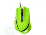 Sharkoon SHARK FORCE GREEN GAMING MOUSE