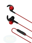 1MORE E1018 iBFree Sport In-Ear Headphones rot